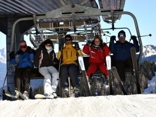 Альпендорф — часть крупнейшего горнолыжного региона Австрии