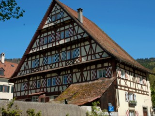 Старая фахверковая ратуша