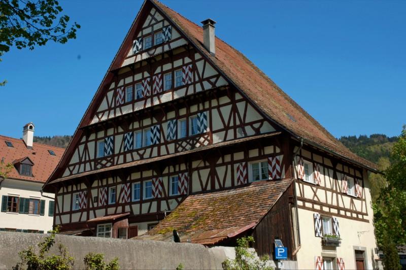 Старая фахверковая ратуша (Altes Rathaus)