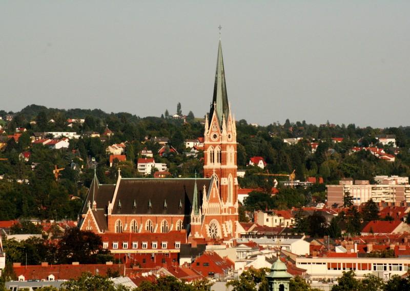 Церковь Сердца Иисуса (Herz-Jesu-Kirche)