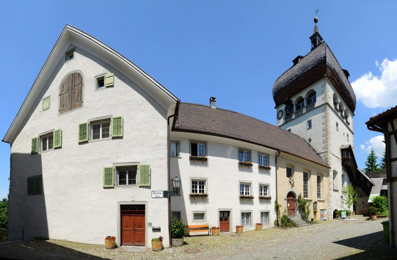 Башня Мартинстурм (Martinsturm)