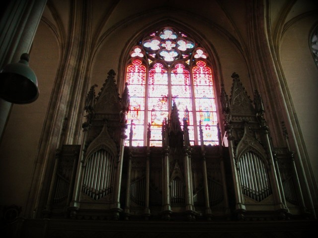 Церковь Миноритов (Minoritenkirche)