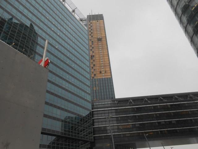 Строительство нового здания