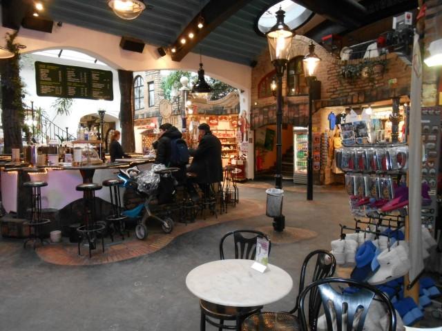 Торгово-выставочный центр «Деревня Хундертвассера» (Hundertwasser Village)