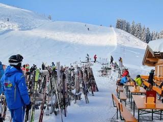 Элльмау — горнолыжный курорт в восточном Тироле