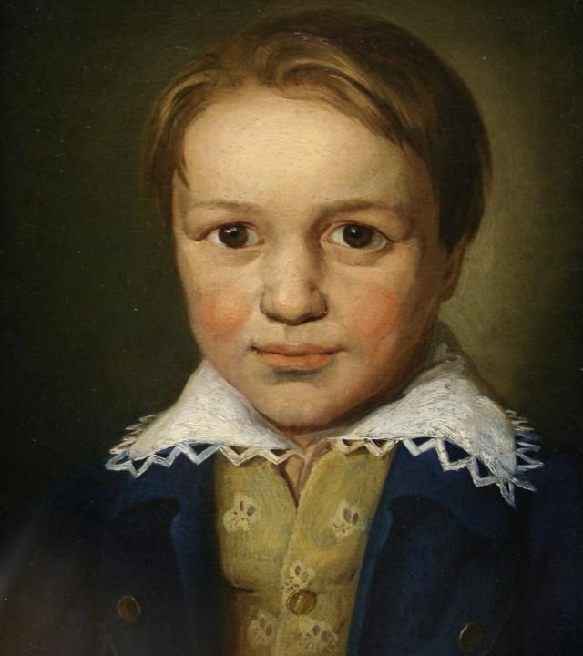 Людвиг ван Бетховен, 13 лет