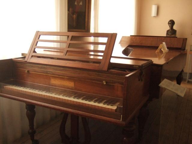 Инструменты Людвига ван Бетховена