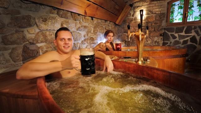 Пивные ванны (Bierbad)