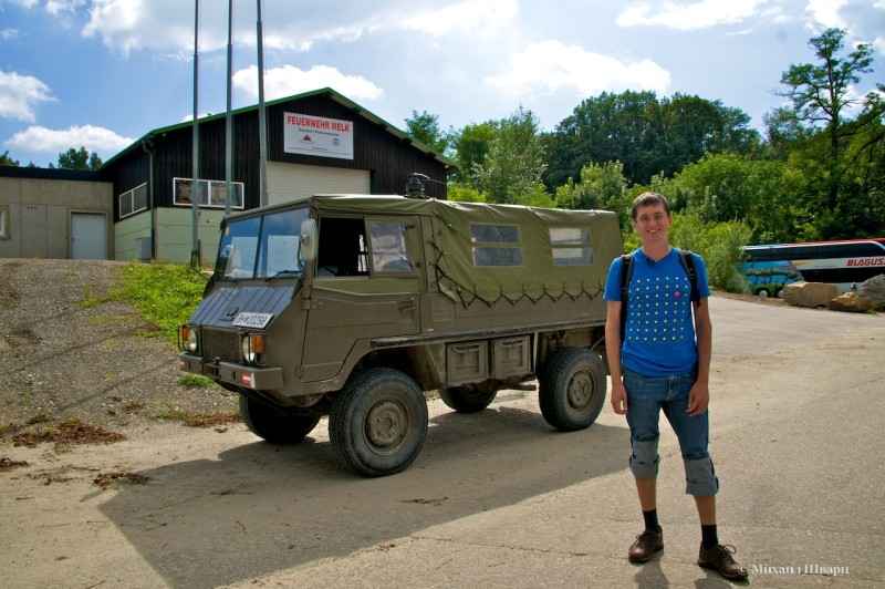 Я на военной безе НАТО ;-)