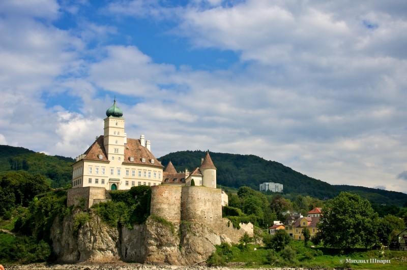 Замок Schönbühel – Хранитель Вахау