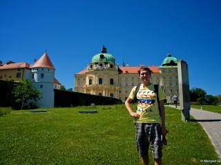 Клостернойбург. Монастырь августинцев