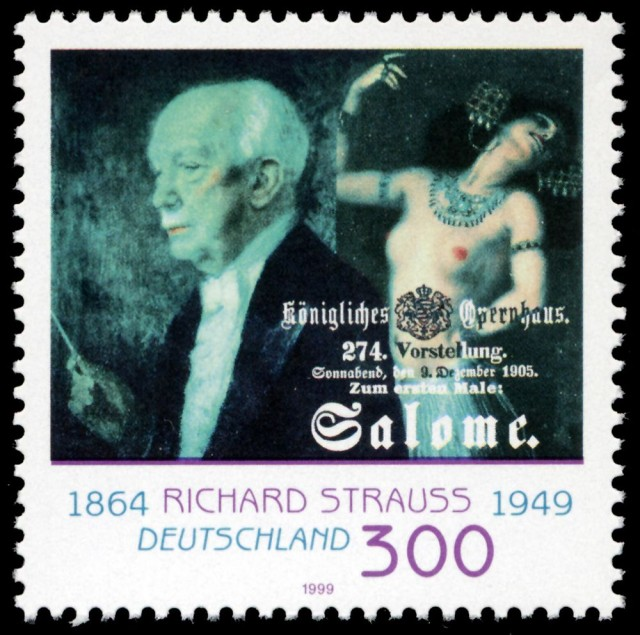 Рихард Штраус (Richard Strauss)
