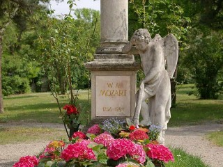 Кладбище Святого Марка во Вене. Последний пристанище великого Моцарта