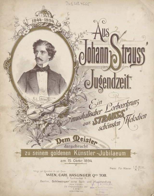 Иоганн Штраус (сын) (Johann Strauß (Sohn))