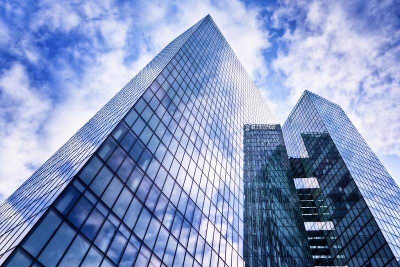 Башни-близнецы (Vienna Twin Towers)
