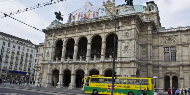 Автомобильная экскурсия по главным достопримечательностям Вены