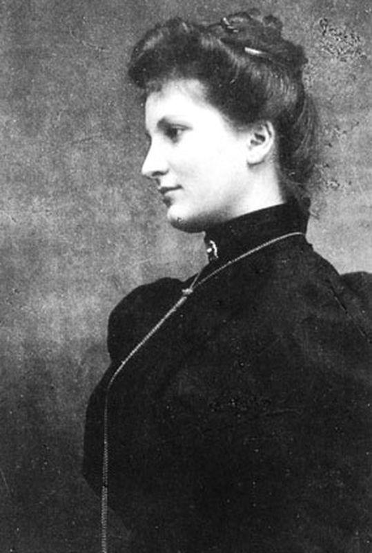 Жена - Альме Шиндлер