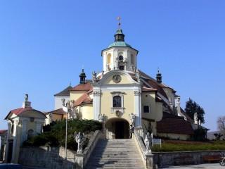 Церковь Бергкирхе в Айзенштадте — усыпальница Йозефа Гайдна