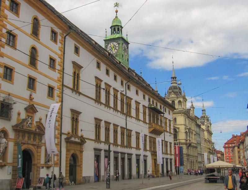 Ландхауз (Landhaus)