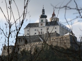 Замок Форхтенштайн — старинная крепость князей Эстергази