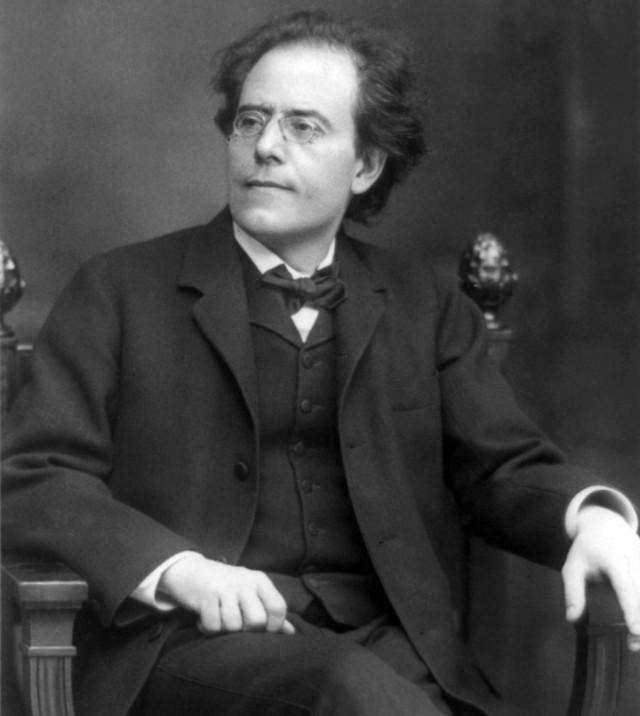 Густав Малер, 1909 г.
