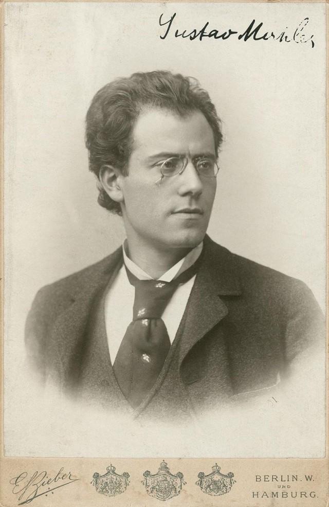 Густав Малер (1893)