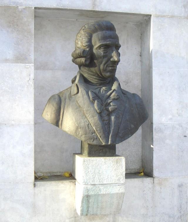 Памятник Гайдну в Будапеште (1959)
