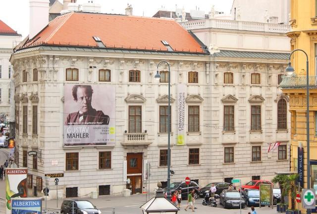 Выставка, посвященная Густаву Малеру в Музее Театра, Вена