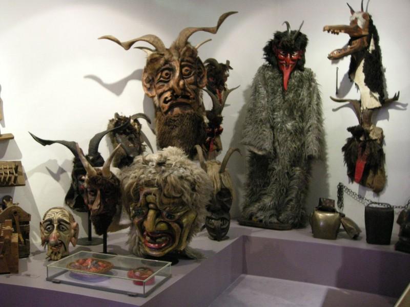 Музей народной культуры (Museum für Volkskultur).