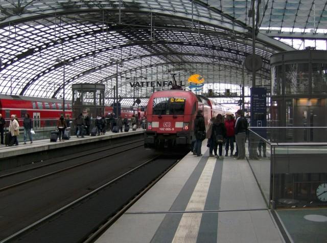 Железные дороги  Германии «ДойчеБан» (Deutsche Bahn)
