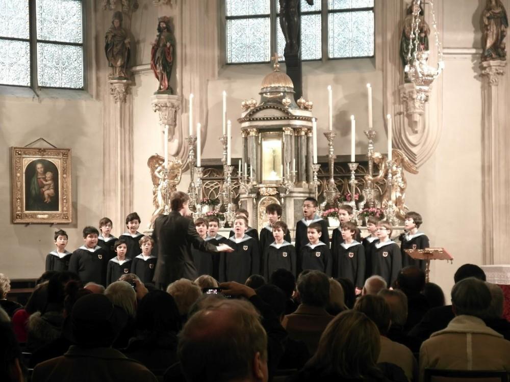 Венский хор мальчиков (Wiener Sängerknaben)