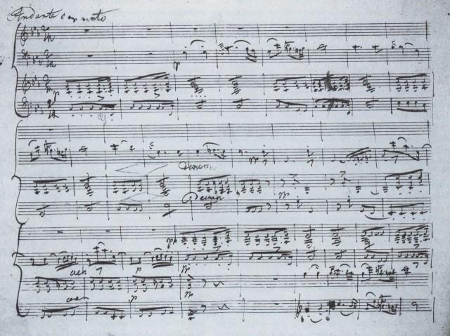Шуберт: Фортепианное трио ми-бемоль мажор