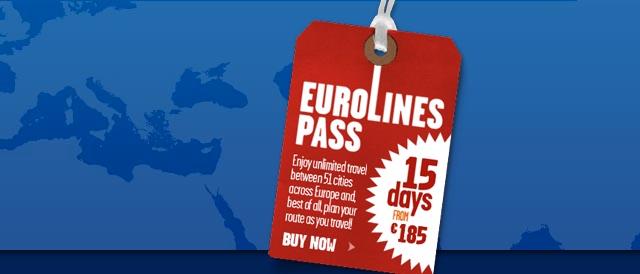 The Eurolines Pass