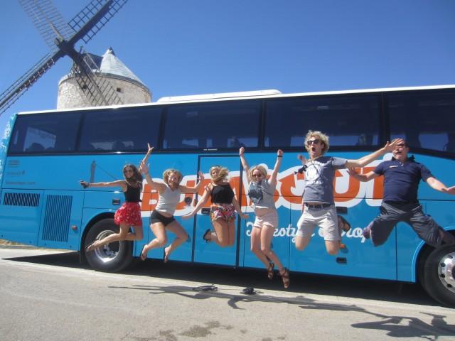 Автобус BusAbout Pass