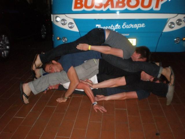 Автобус BusAbout – весело и дешево