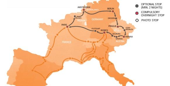Северный маршрут