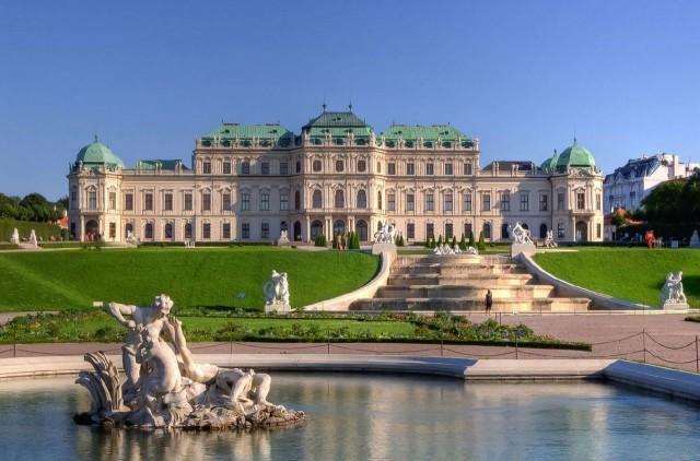 На майские праздники в Вену!