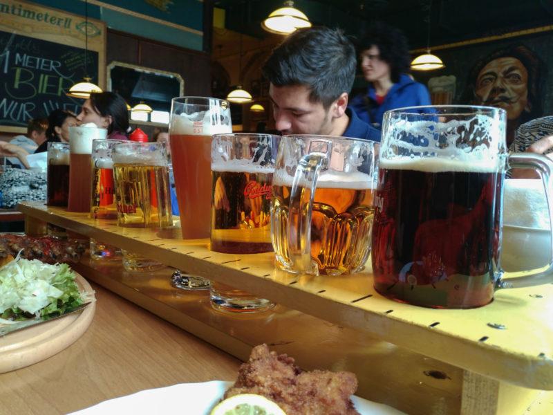 Пробники пива