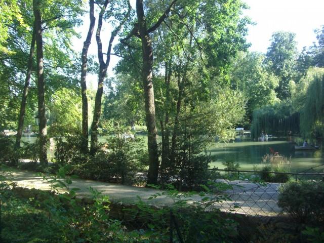 Баден, озеро