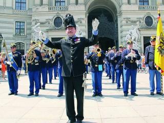 Марш военного оркестра Тевтонского ордена. Капелла «Оригинал Хох- унд Дойчмастер»