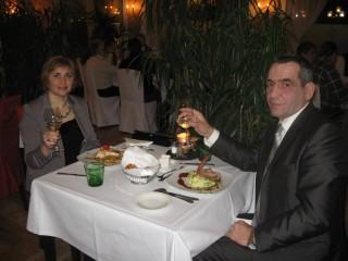 Отчет о нашем пребывании в Вене с 09.12.2012г. по  15.12.2013г. (отчет Олега)