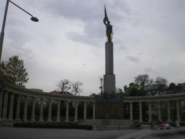 Памятник русскому воину-освободителю