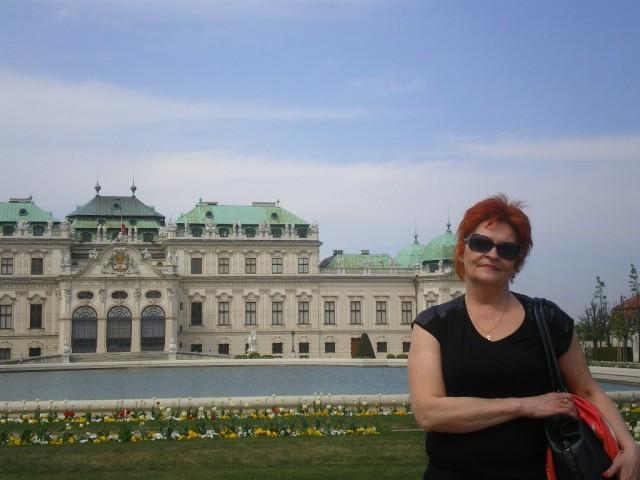 Дворец Бельведер.