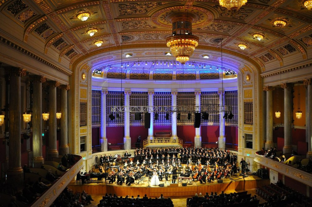 Венский Концертхаус (Wiener Konzerthaus)