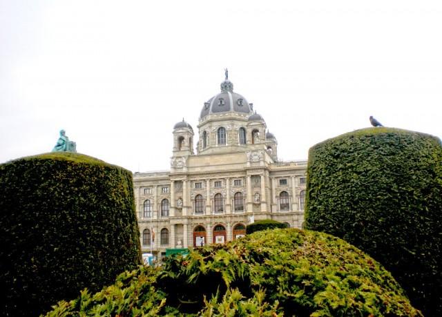 Музее истории искусств Вены