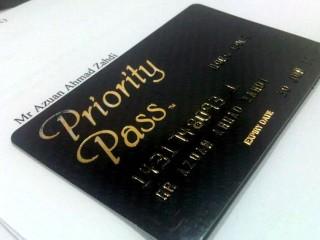 Карта Priority Pass и возможности её обладателей