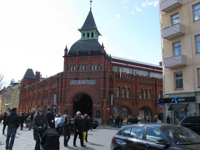 Рынок Saluhall