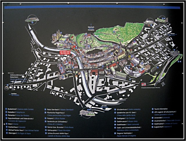Карта Брунико