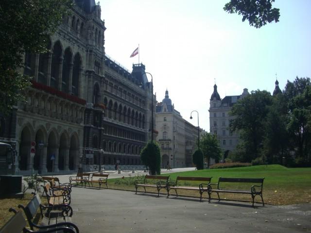 Вена,ратуша