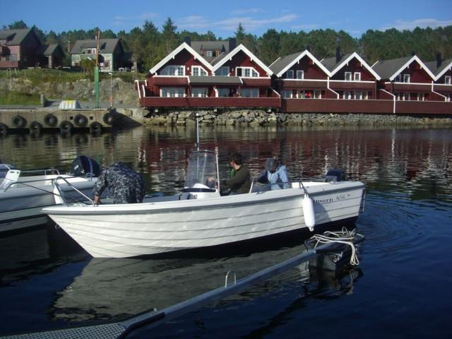 Норвегия, Рыбацкая база-Рорбу